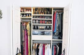 closet organizer ideas. Small Closet Organization Ideas Organizer
