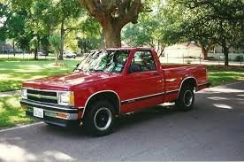 1991 Chevrolet S-10 - Information and photos - ZombieDrive