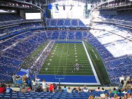 Lucas Oil Stadium Kenny Chesney Concert Seating Chart Lucas Oil Stadium View From Terrace Level 626 Vivid Seats