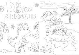 Free printable coloring pages and connect the dot pages for kids. Printable Dinosaur Coloring Pages Made To Be A Momma