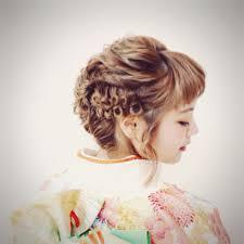 成人式は髪型で決まる前髪ありさんに贈る成人式ヘアカタログ