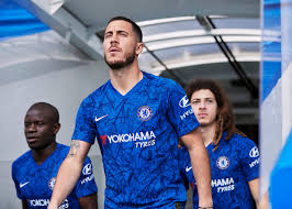 Скачать обои fc, goal, chelsea, celebration. Chelsea Fc Home Kit 2019 20 Nike News