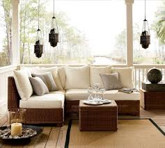 magnificent outdoor front porch furniture 27 pottery barn clearance