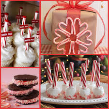 Candy Cane Theme Decorations Christmas Candy Cane Party Ideas Mimi's Dollhouse 3