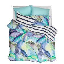 Esprit Aloha Quilt Cover Set &  Adamdwight.com