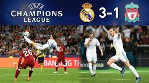 REAL MADRID 3-1 LIVERPOOL - BEST CHAMPIONS LEAGUE GOAL EVER?! - YouTube