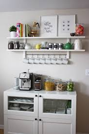 Open Shelving In Kitchen Open Shelving Sleek Open Shelved Storage Becki Owens Open