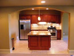 Basement Kitchen Small Basement Kitchens Cabinets All In One Home Ideas Basement
