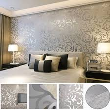 Silver Bedroom Wallpaper Bedroom Wallpapers Pany Panies Nairobi Kenya Interior Design