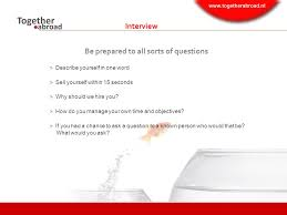 why should we hire you interview question job interview training content introduction preparation