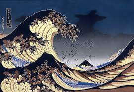 Japanese Waves Wallpapers - Wallpaper Cave