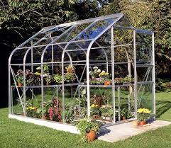 halls supreme 6x8 greenhouse