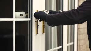 sliding glass door lock bar types