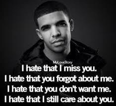 Drake Love Quotes Beauteous Quotes About Love By Drake Tumblr Hover Me