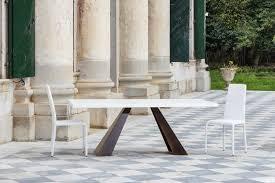 Sedie Schienale Alto Bianche : Sedia in metallo rivestita ecopelle