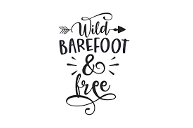 Do you want free svg files for cricut! Wild Barefoot Free Svg Cut File By Creative Fabrica Crafts Creative Fabrica