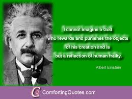 Einstein Quotes On God Classy Albert Einstein Quotation About Punishing God ComfortingQuotes