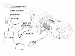 polaris 3500 winch wiring diagram images also atv winch wiring wireless winch remote wiring diagram home diagrams