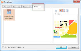 Create A Ppt How To Create Presentation From Templates In Presentation 2013