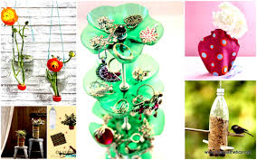 25 diy items to do with empty plastic bottles inspiring water soda bottle crafts