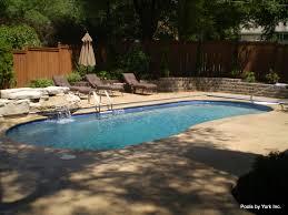 backyard salt water pool. Pool Construction In Lenexa Backyard Salt Water