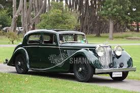 Sold: Jaguar Mk IV 3.5 Saloon Auctions - Lot 12 - Shannons