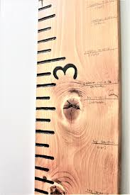 Diy Growth Chart Tutorial Making Things Is Awesome