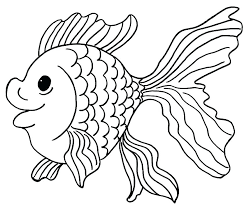 rainbow fish coloring page fishing pages printable inspirational free for