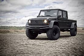 2002 Mercedes-Benz G500 XXL Pickup Truck | MIKESHOUTS