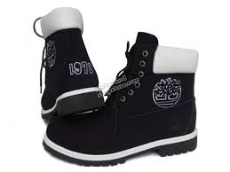 Image result for black and white timberland