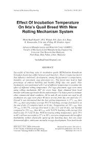 Increasing Hatchability Of Turkey Eggs By Matching Incubator