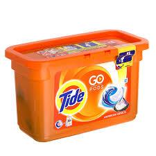 Жидкие <b>капсулы для стирки Tide</b> альпийская свежесть для белого ...