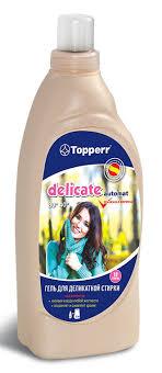 Купить <b>Гель</b> для <b>стирки</b> TOPPERR Delicate в интернет-магазине ...
