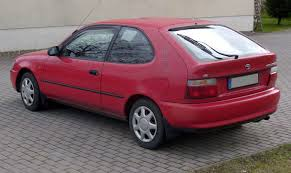 1998 Toyota Corolla liftback (e11) – pictures, information and ...