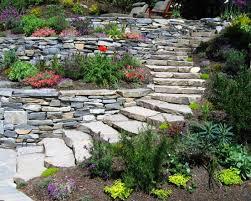 Small Picture Garden Stone Wall Terrace erikhanseninfo