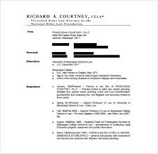 American Style Resume Template American Cv Template 8 Lawyer Resume Templates Doc Excel Resume