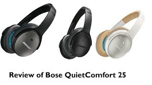 bose quietcomfort 25. review of bose quietcomfort 25 (qc25) - triple black edition quietcomfort