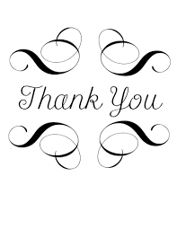 Recent Thank You Notes Jacquies Gourmet Catering Wedding