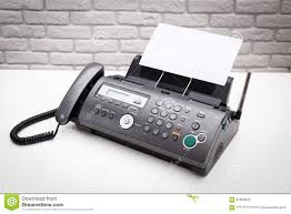 Fax Machine Stock Image Image Of Modern Picture Laser 61900025