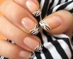 Formidable Black Tree Nail Art Design Nail Art Ideas Design Trends ...