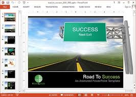 road map powerpoint template free interactive roadmap powerpoint templates
