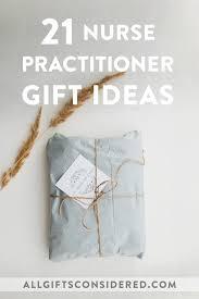 best gift ideas for a nurse pracioner