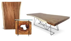 handcrafted furniture made from reclaimed hardwoods and plantation grown resources the collection includes one of a kind dining occasional tables
