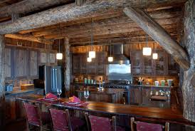 Rustic Kitchen Kitchen Fantastic Rustic Kitchen Inspiration With Textured Wood