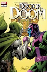 Doctor Doom (2019) #6 | Comic Issues | Marvel