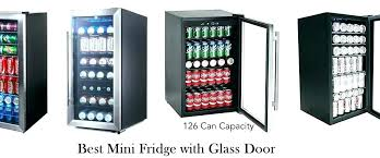 clear front mini fridge clear door refrigerator refrigerator glass door best mini fridge with glass door