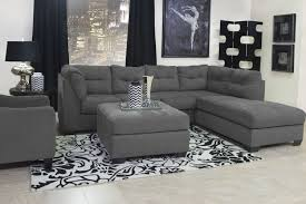 Sectional Living Room Mor Furniture For Less The Maier Left Facing Chaise Sectional