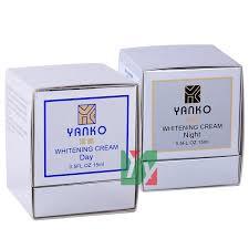 <b>Wholesale Yanko Skin Care</b> whitening day cream+night cream ...
