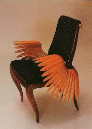 beautiful furniture pictures. cool beautiful weird style design furniture chair wings icarus pictures r