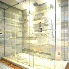 stone shower cleaner natural stone showers shower with pans tile homemade